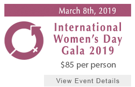 International Women's Day Gala 2019