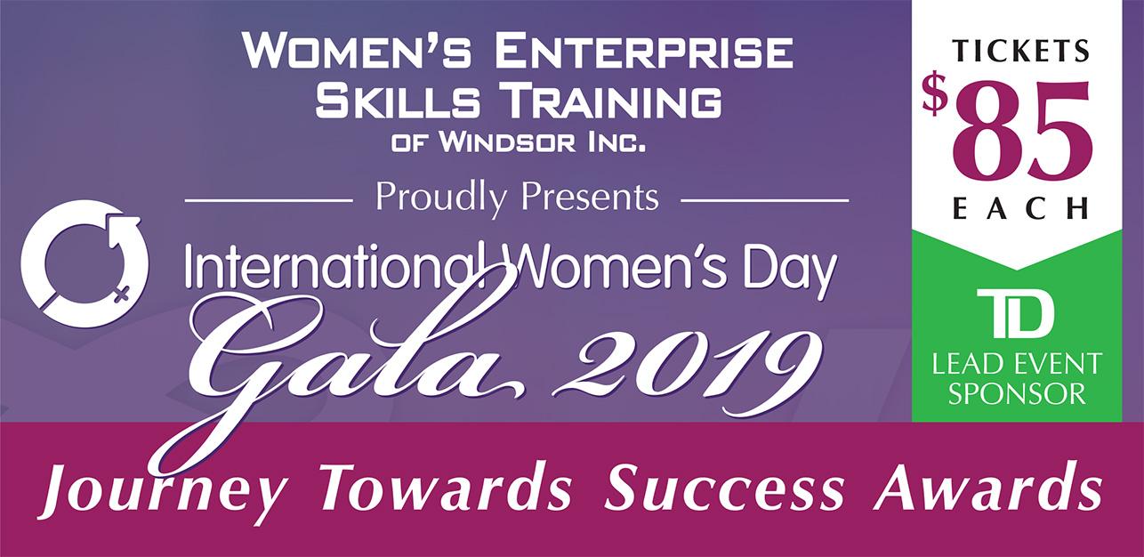 International Women's Day Gala 2019
