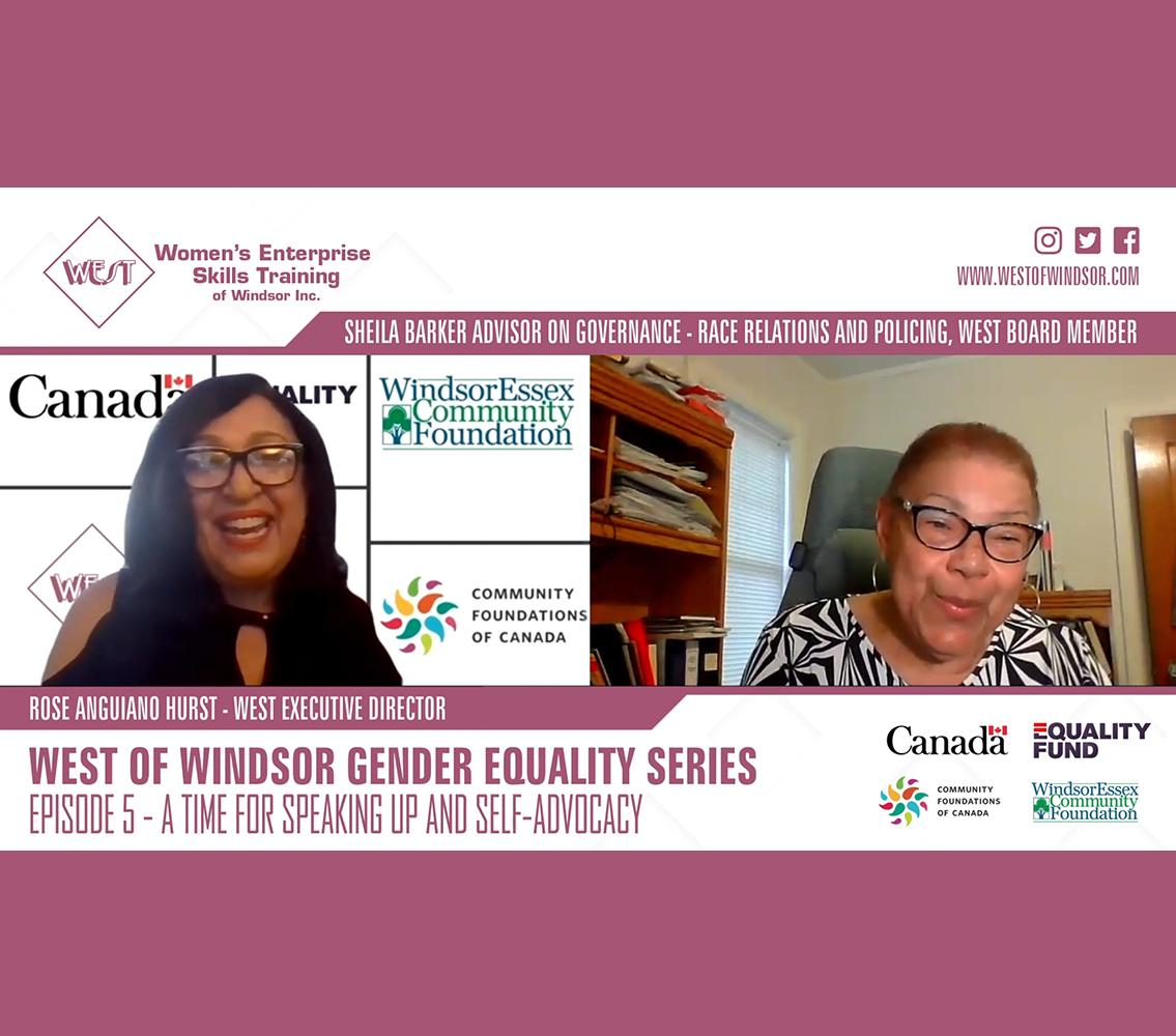 Gender Equality Series Episode 5